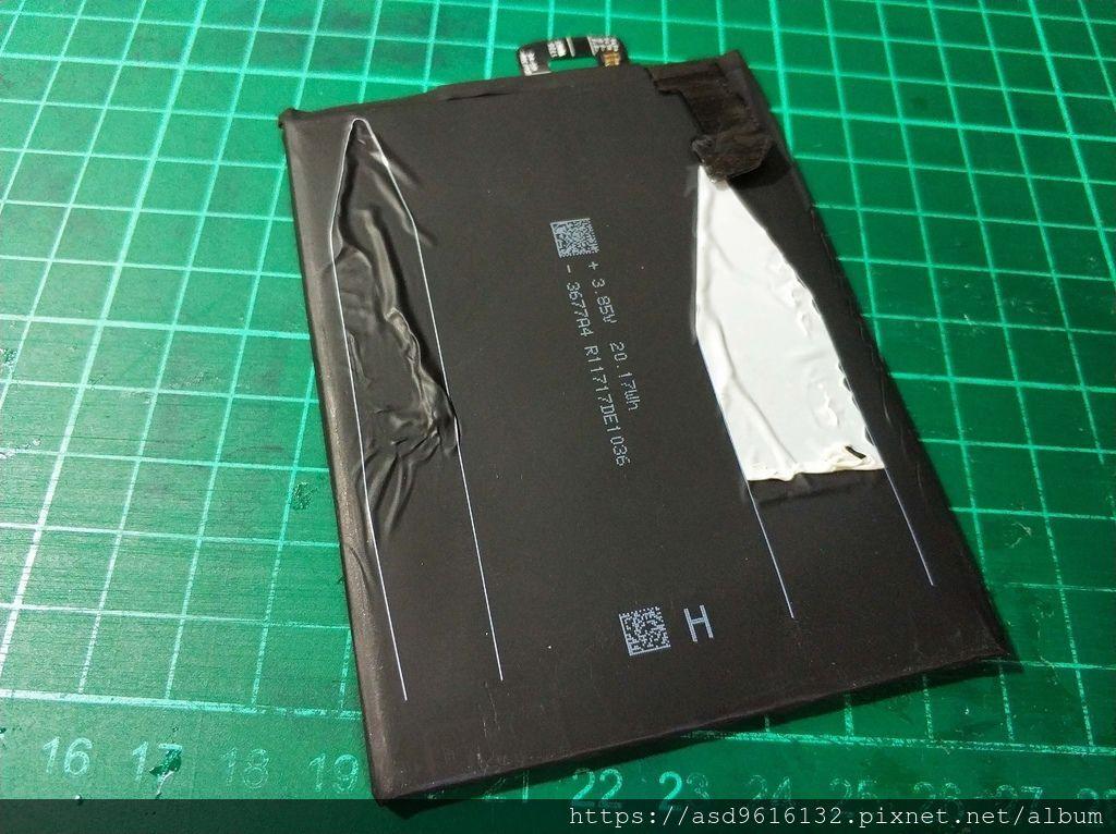 小米MAX2 螢幕+電池更換紀錄 手機拆解 - 33