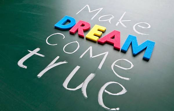 make dream come true_shutterstock