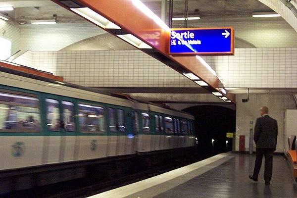 巴黎地鐵  O.S