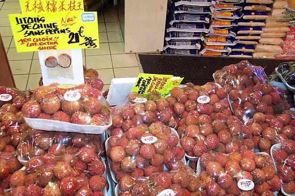 中國城的超市  O.S