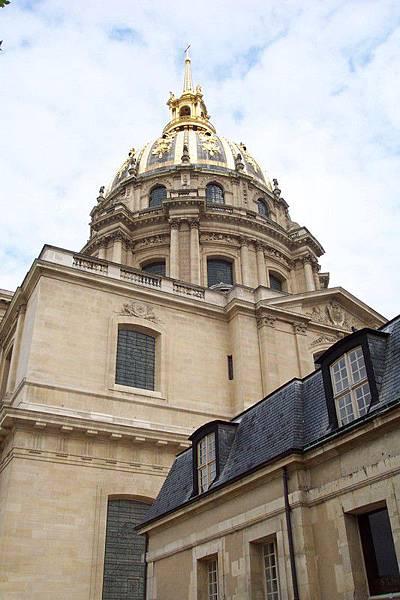 圓頂教堂和拿破崙的棺塚