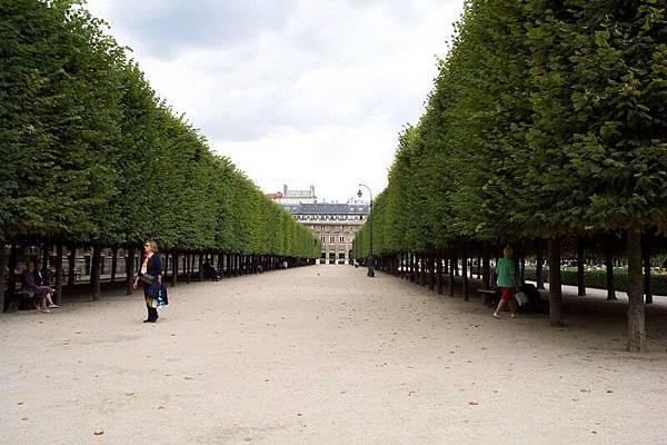 王室宮殿-花園