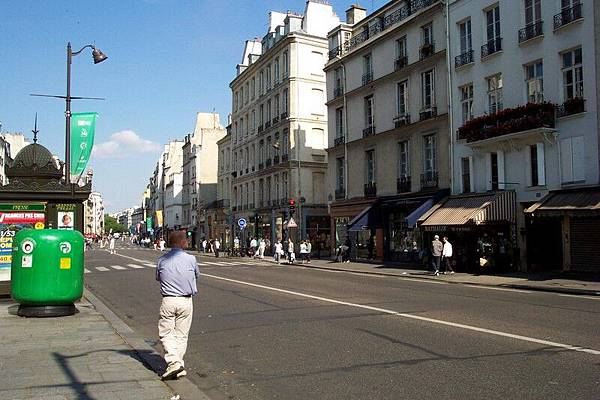 7月14日法國國慶交通管制
