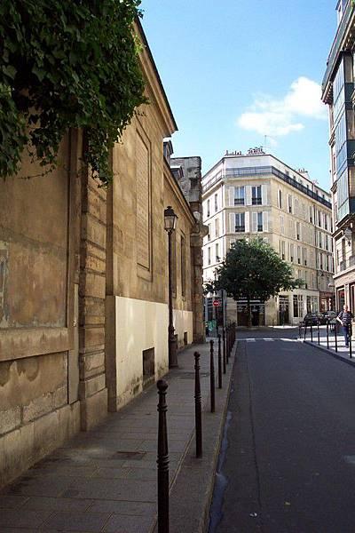 巴黎街景-瑪黑區