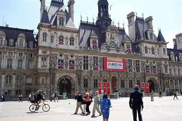巴黎市政府