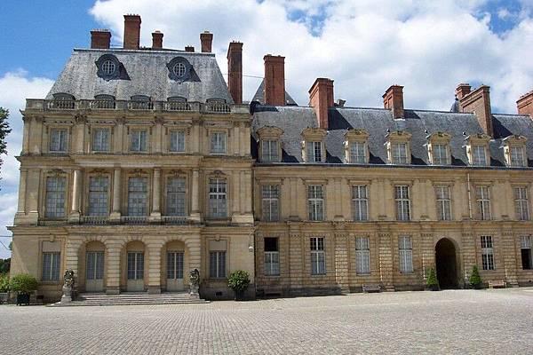 Fontainebleau~楓丹白露宮