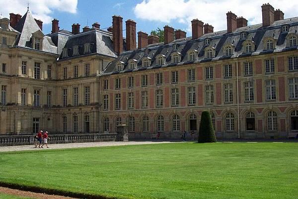 Fontainebleau~楓丹白露宮  O.S