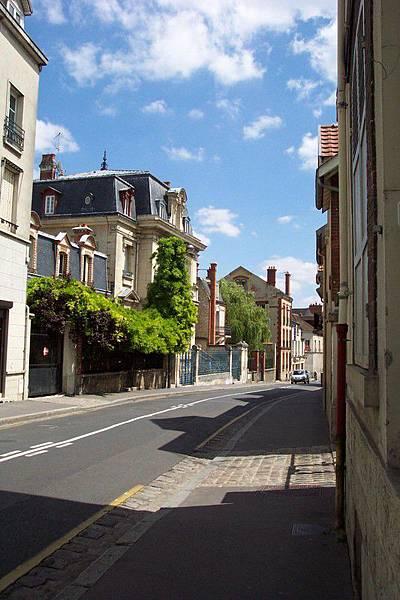 Fontainebleau 街道  O.S