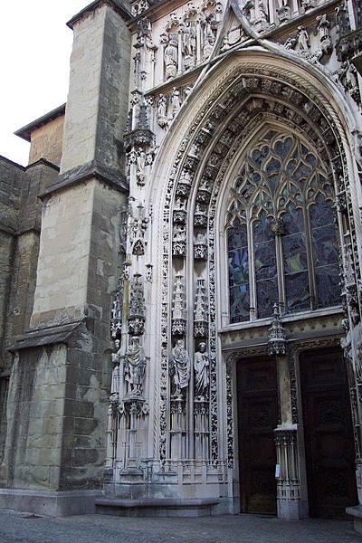 洛桑 Lausanne 大教堂