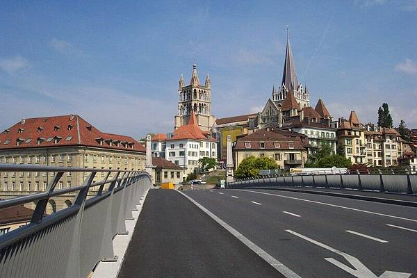 洛桑 Lausanne