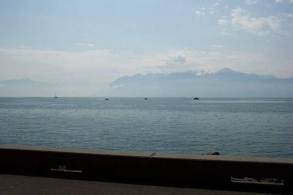 洛桑 Lausanne 列馬湖