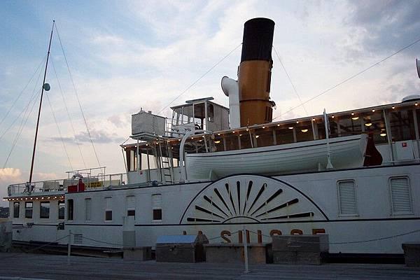 日內瓦渡船頭