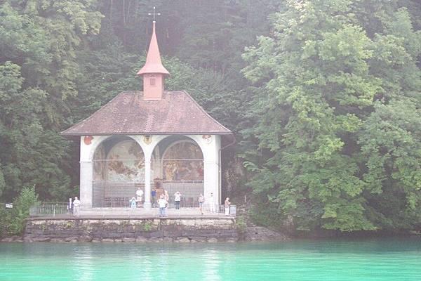 琉森 Luzern  琉森湖
