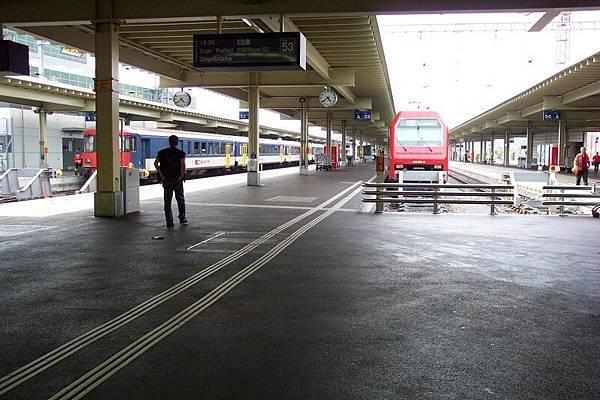 蘇黎世 Zurich-中央車站