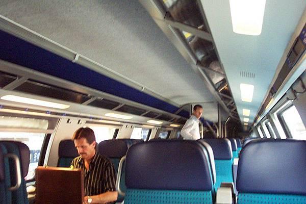 瑞士國鐵的IC快車