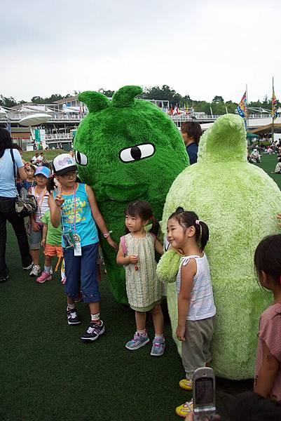 愛知博覽會-愛地球廣場