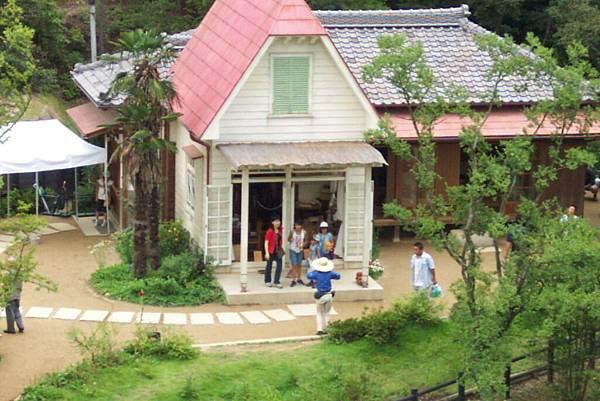 愛知博覽會-小月和小梅的家