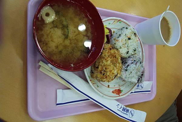 大阪-東橫INN的早餐