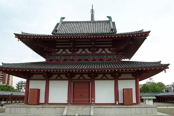 大阪~四天王寺