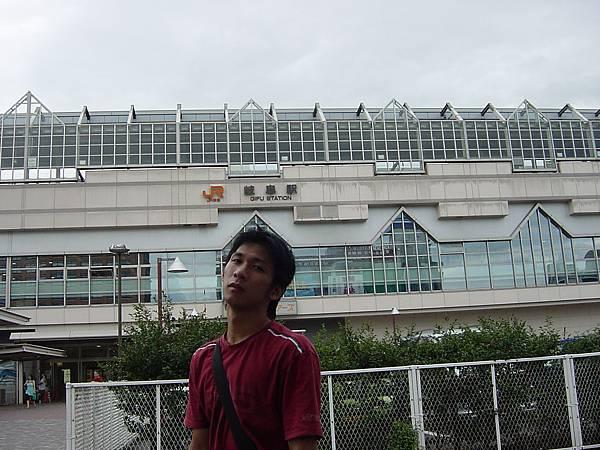 JR岐阜車站P.S