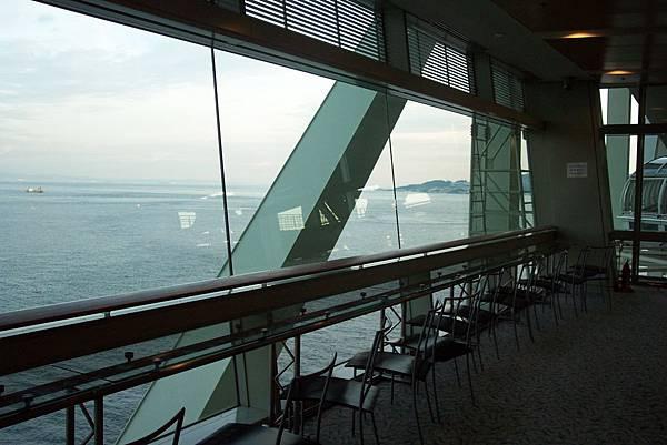 明石-明石跨海大橋內觀景台