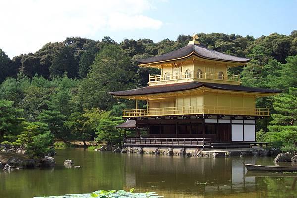 京都-金閣寺