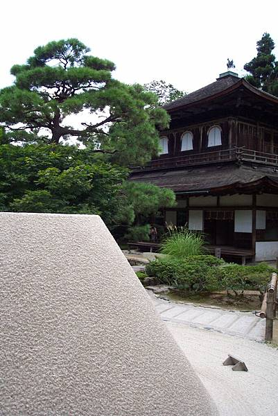 京都-銀閣寺