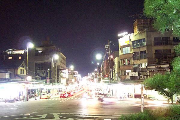 京都-八阪神社前