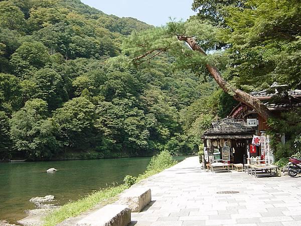 京都-嵯峨嵐山