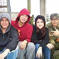 小聰、我、孟妹、新兵戰士