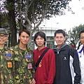 阿傑、玉峰、我、小聰、小黑