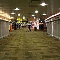 凌晨3點的機場都沒什麼人