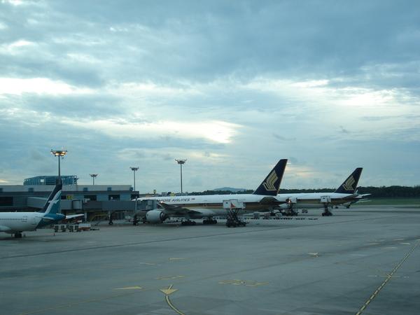 新加坡璋宜機場