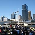 算是Brisbane的生日吧