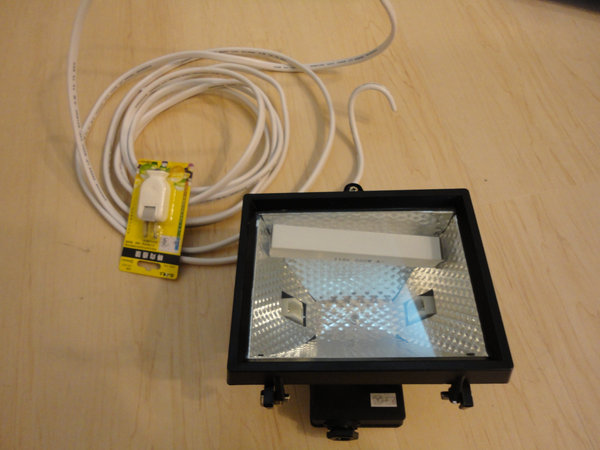 JSB-500X戶外照明燈具