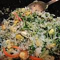 樁香起司石鍋拌飯3