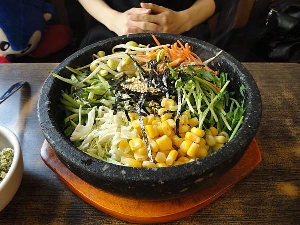 樁香起司石鍋拌飯0