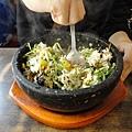 樁香起司石鍋拌飯1