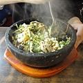 樁香起司石鍋拌飯2