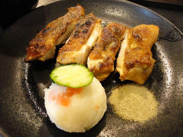 哇沙米椒鹽雞