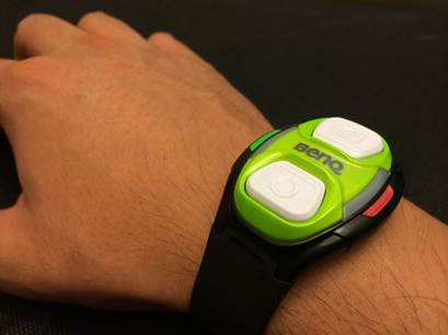 BenQ SP1 腕帶遙控器