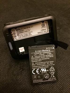 BenQ SP1 電池(1130mAh)