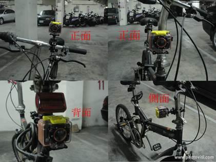 BenQ SP1 腳踏車架