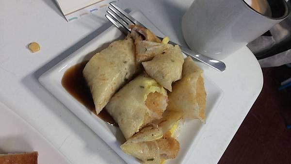 署餅蛋餅 早鳥吃早餐