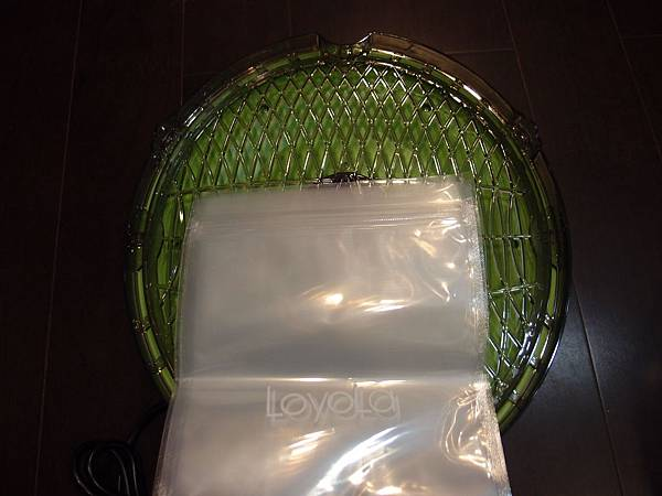 loyola hl 1080 食物乾燥機 食物包裝袋