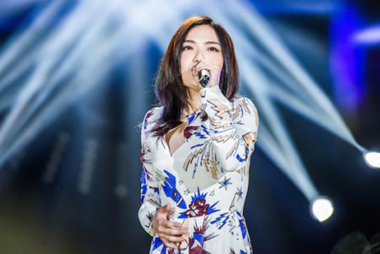 徐佳瑩 莉莉安 我是歌手