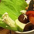 蔬菜盤 景美美食初二十六火鍋店