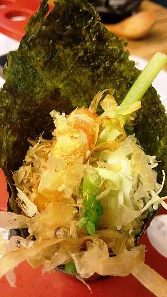 盧筍蝦手捲 景美美食初二十六火鍋店