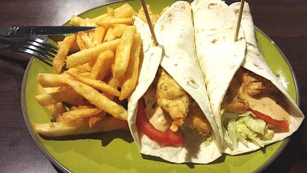 19 鯛魚排taco 大魚墮落