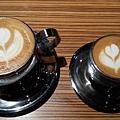 瑪奇朵卡布奇諾 Peace&Love 新店大坪林咖啡